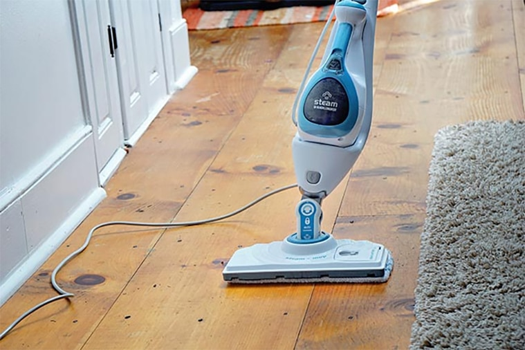 BLACK+DECKER 10-n-1 Steam-Mop
