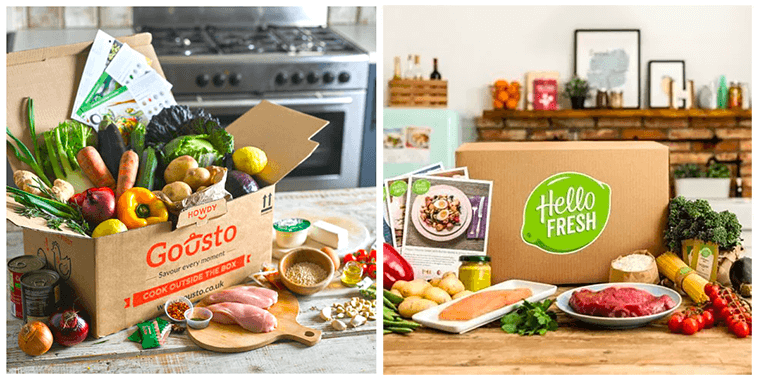 Hello Fresh vs  Gousto Review 2018: An Honest Review