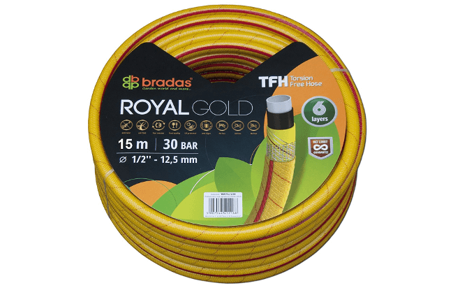 Bradas Royal Golden Protection Garden Hose